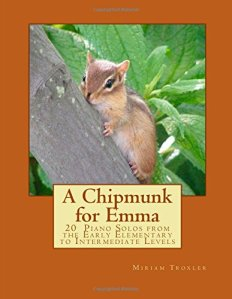 A Chipmunk for Emma Book Cover