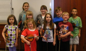 Thursday Violin Class