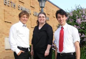 Zeesha, Miriam, Christian