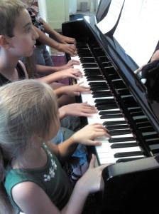 Intermediate Piano, just for fun