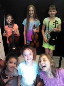 Elementary String Ensemble