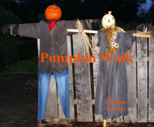 Pumpkin Walk Book