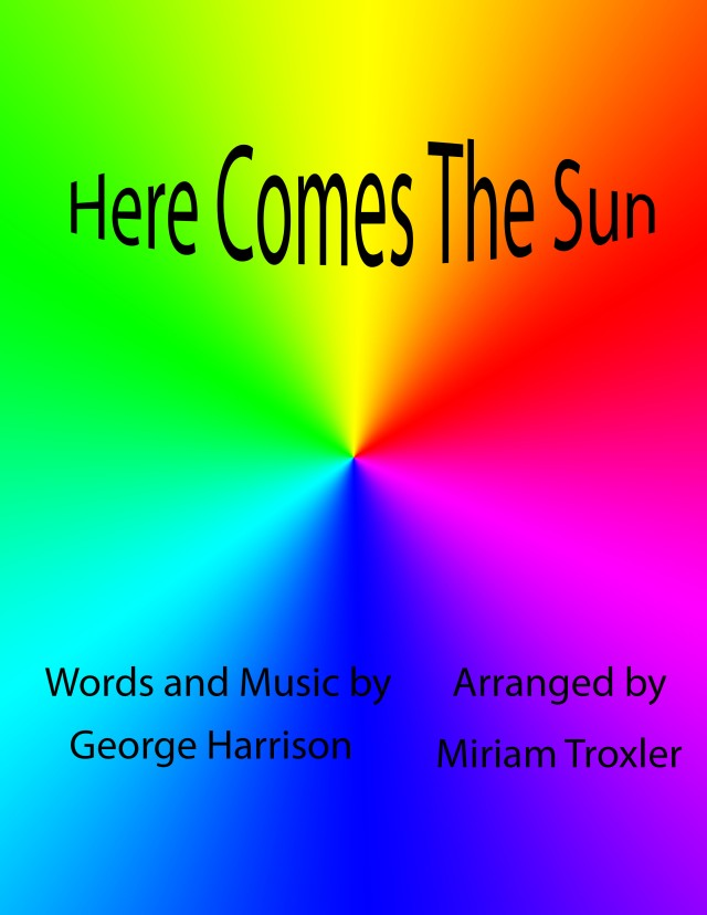 Here Comes the Sun Cover for web