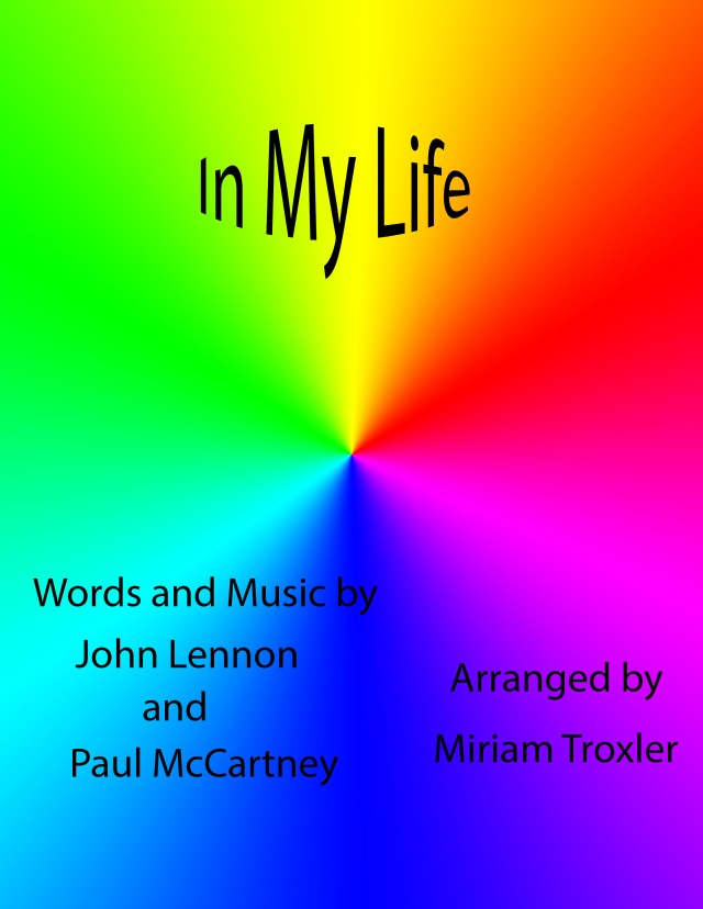 In My Life cover web