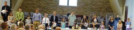 Saturday recital